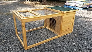 Chicken-Hutch